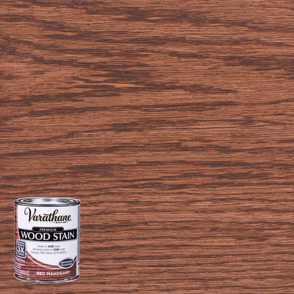 Red Mahogany Interior Wood Stain