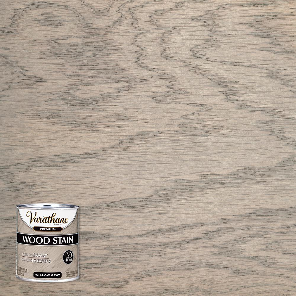 Willow Gray Interior Wood Stain