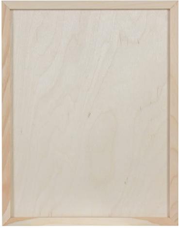 Wooden Framed Sign 11 x 14