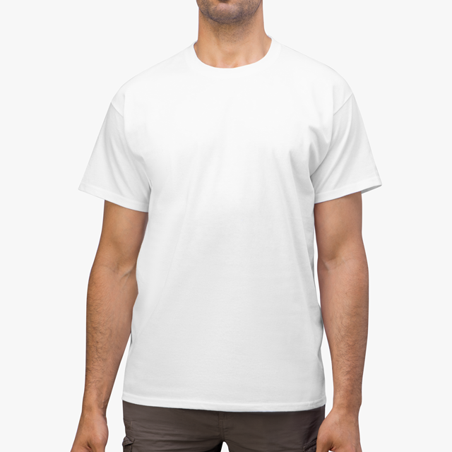 Mens Gilden Ultra Cotton Tee