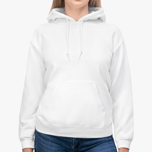 Womens Pull Over Hoodie