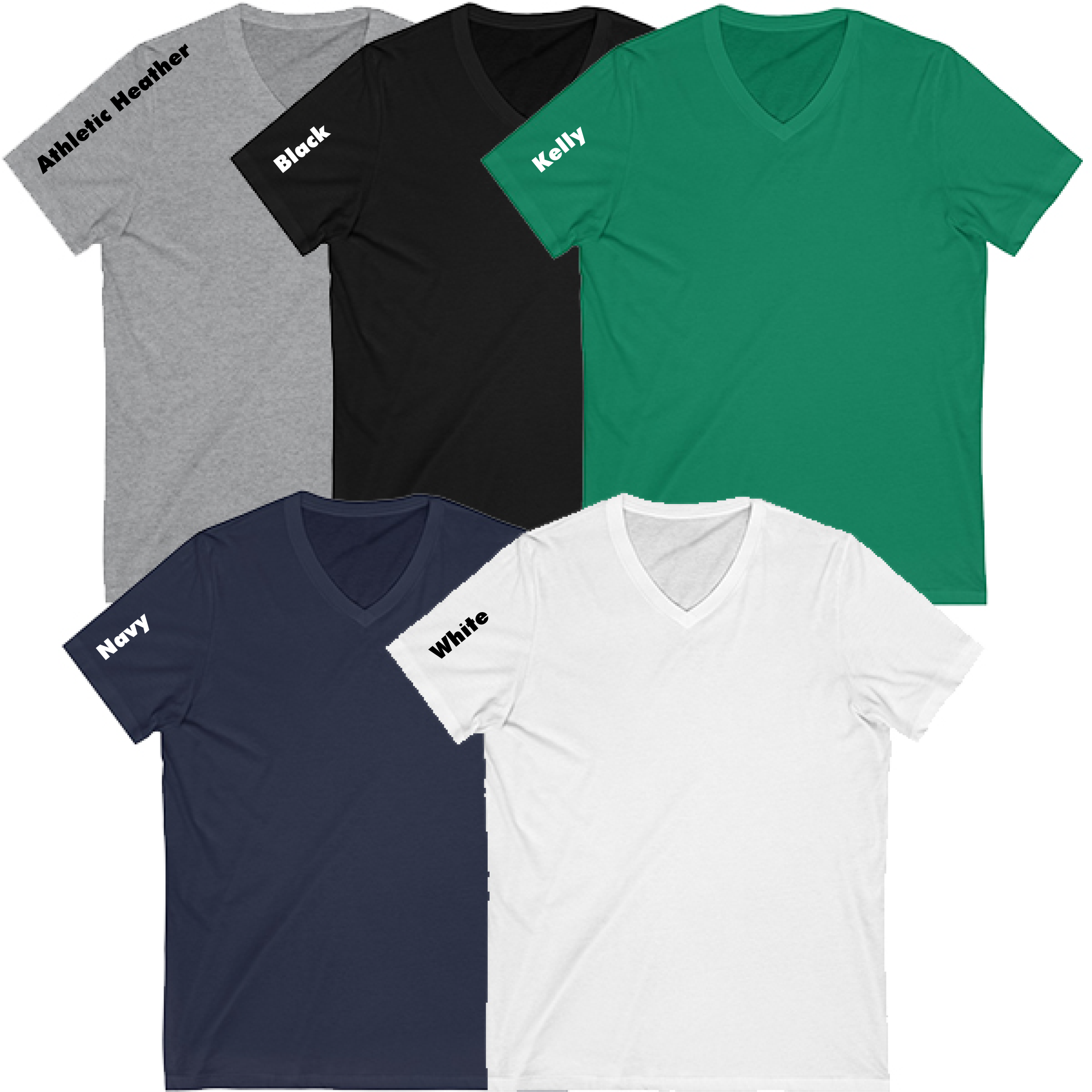 Gilden Shirt Colors