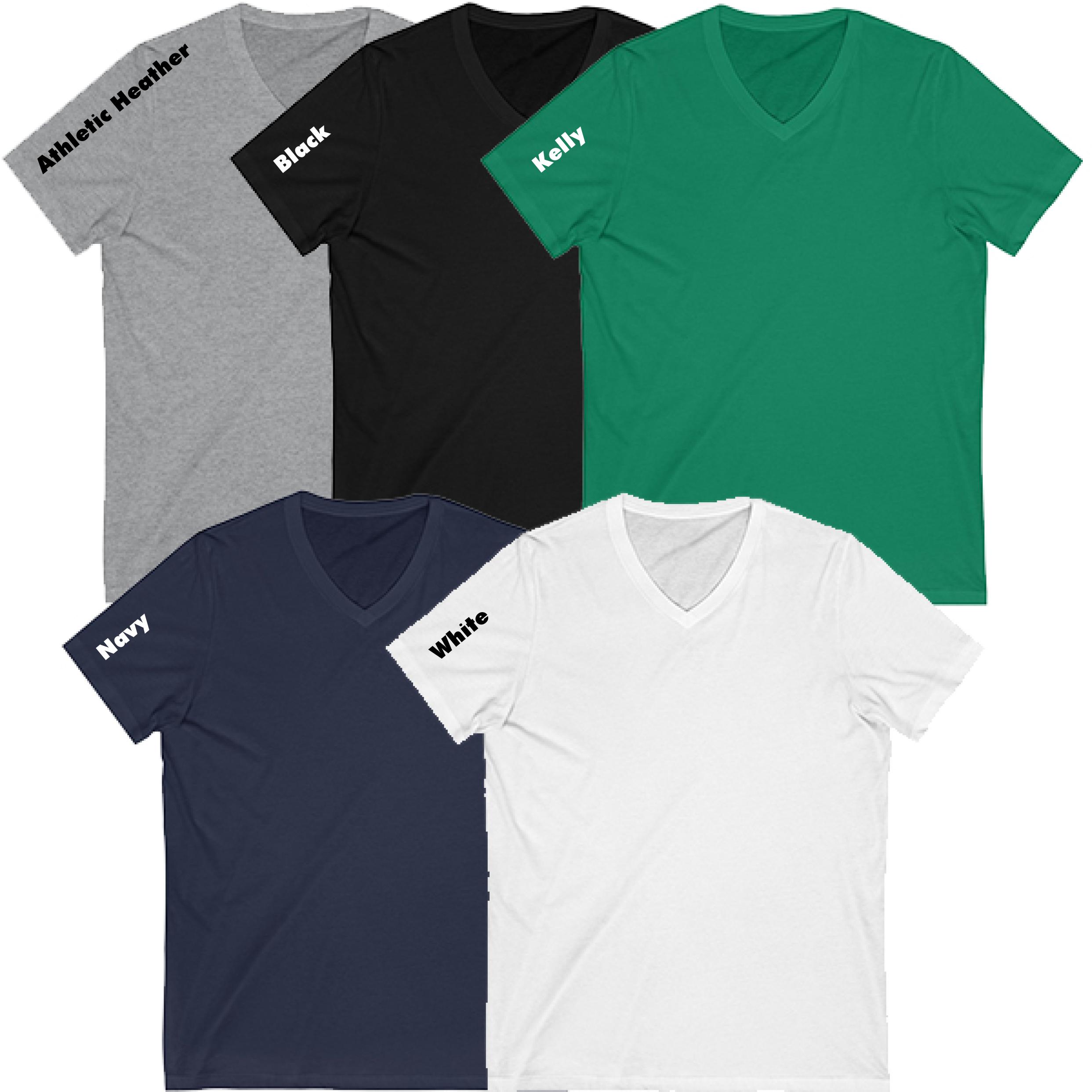 Gilden Shirt Colors